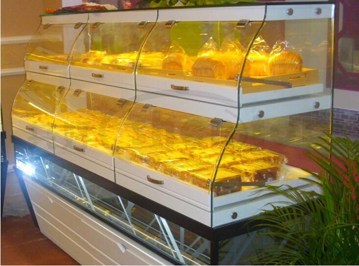 Electric Bread Show Case