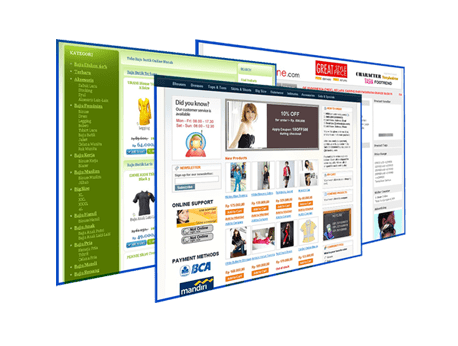 Toko online perlengkapan dan skincare