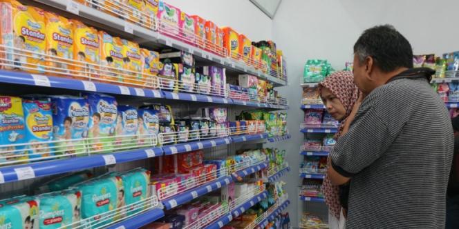 Konsep Minimarket