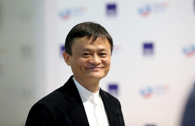 Jack Ma yang hidup sederhana