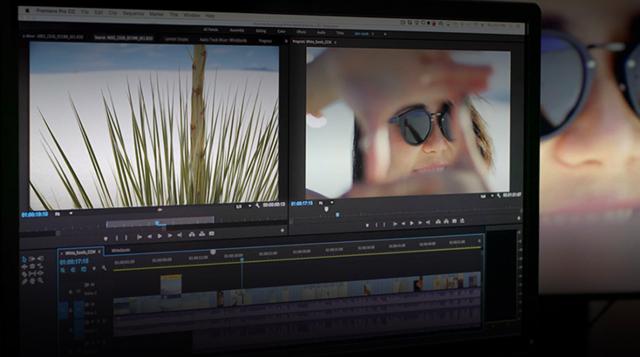 Editing video