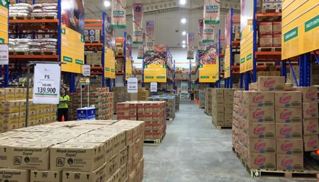 Distributor sembako termurah di Surabaya