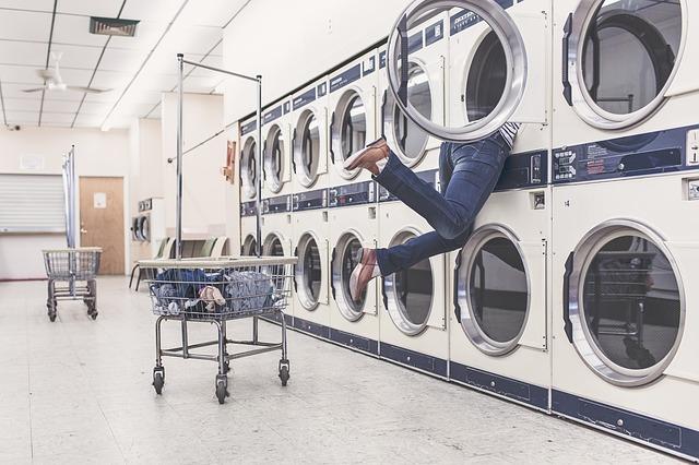 Usaha Laundry skala besar