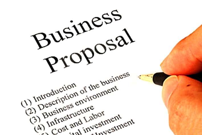 cara membuat proposal usaha untuk diajukan ke investor