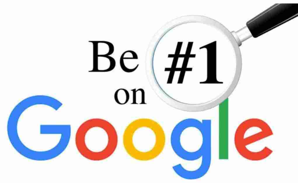 number one Google