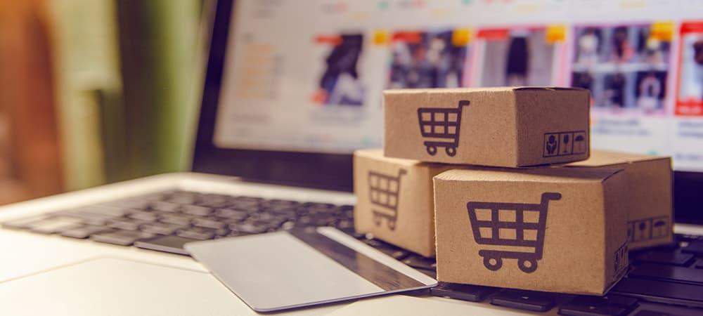 Urutan e-commerce terlaris di Indonesia